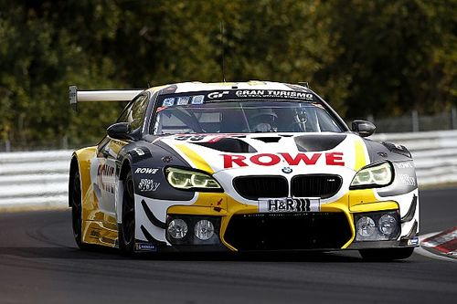 Rowe Racing enters DTM with BMW M6 GT3