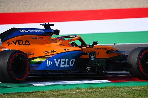 McLaren no ocultará información a Sainz