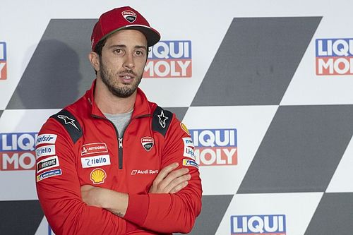"Off-pace Dovizioso says Ducati ""didn't make any step forward"""