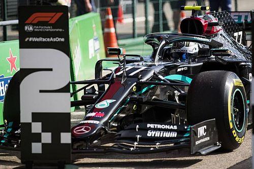 F1: Bottas não entende falta de ritmo após boa primeira volta