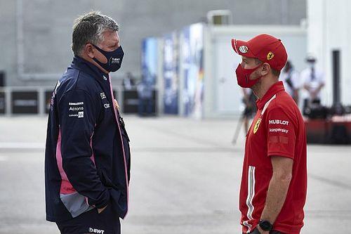 Vettela czekają niekorzystne porównania