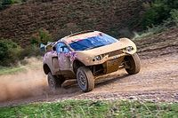Loeb i Roma testowali BRX