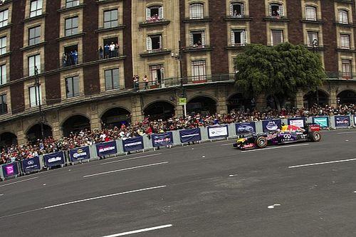 Pérez y Red Bull preparan exhibición en la Ciudad de México