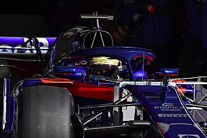 Formula 1 Breaking news Toro Rosso kembali turunkan Gelael di tes F1 Barcelona