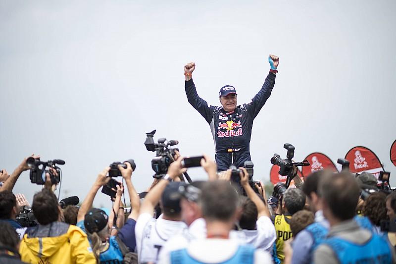 Dakar 2018: Sainz clinches Peugeot's farewell victory