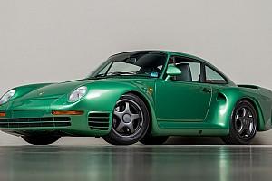 Auto Actualités Une restauration à 620'000€ pour la Porsche 959!