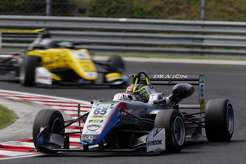 فورمولا 3: أحمد يحرز الفوز وتيكتوم ينسحب في سباق المجر الثاني