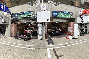 24 heures du Mans Preview Journée Test : Manor est là, Porsche fait dans le vintage