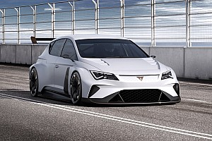Details of E TCR electric touring car concept revealed
