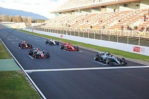 Fórmula 1 Noticias La FIA probó el nuevo sistema de reinicio de carrera en Barcelona