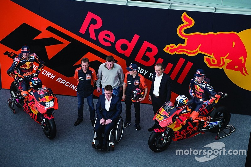 Une deuxième saison et des objectifs renouvelés pour KTM en MotoGP