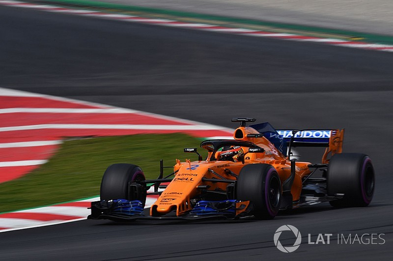 Real 2018 McLaren to debut at Spanish GP - Boullier