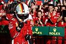 Erklärt: Warum Vettel plötzlich vor Hamilton lag und siegte