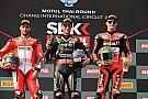 World Superbike Rea gana en Buriram con Xavi Forés segundo