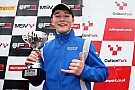 BF3 Monger scores British F3 podium on racing return