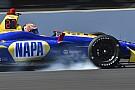 IndyCar-Test: Bestzeit für Rossi - aber erst mit Verspätung!