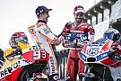 Marquez enggan pikirkan team order Ducati