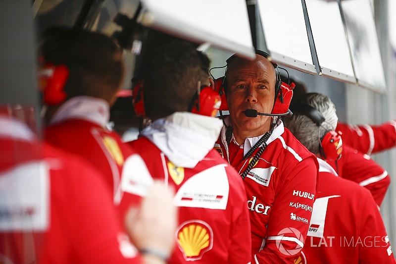 Clear: Ferrari sezon boyunca hep hızlıydı