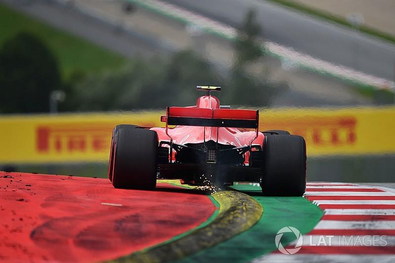Ferrari, İngiltere GP'sine yeni bir taban götürecek