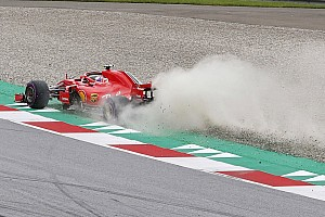 Formule 1 Diaporama Photos - Samedi au GP d'Autriche