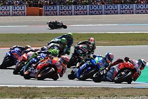 MotoGP Breaking news MotoGP riders expect another Assen-like pack race