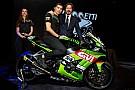 WSBK El Kawasaki Puccetti Racing del WorldSBK se presenta en Italia