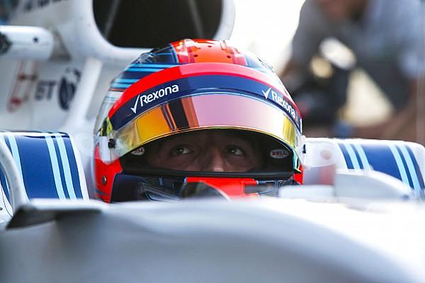 Robert Kubica: Drei Einsätze im Williams FW41 geplant