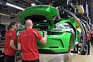 Automotive Watching a Porsche 911 GT3 being built is addictively fascinating