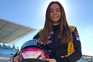 Marta García sale de la Renault Sport Academy tras un año