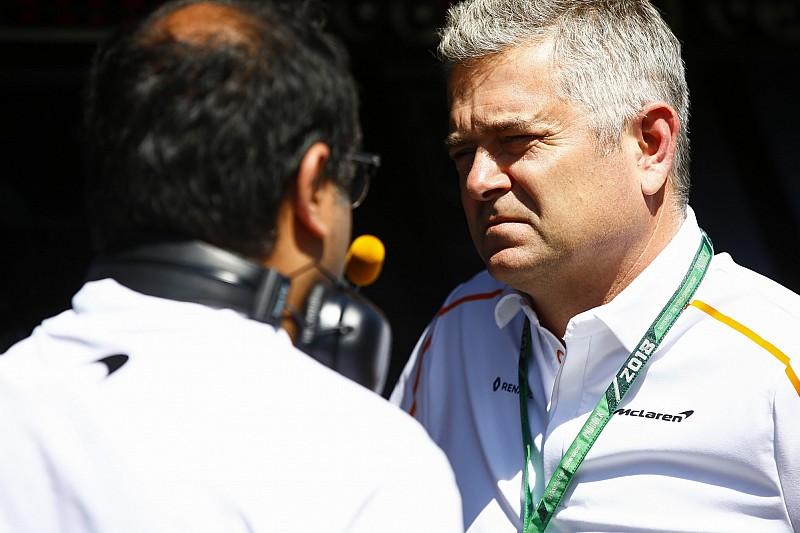"Gil de Ferran: McLaren deu ""passo à frente"" em Silverstone"