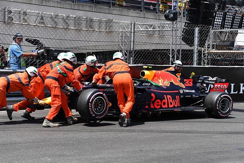 Гран Прі Монако: Ріккардо очолив протокол FP3, Ферстаппен розтрощив машину