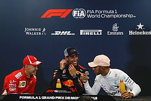Monaco GP: Post-qualifying press conference