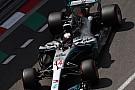 Forma-1 Hamiltont meglepte a Mercedes tempója