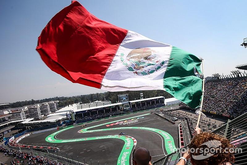 墨西哥大奖赛与F1筹资援助地震受难儿童