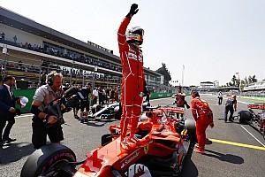 F1 排位赛报告 墨西哥大奖赛排位赛:维特尔挫败维斯塔潘杆位希望