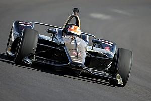 IndyCar News IndyCar testet 2018 Cockpitschutz in Phoenix