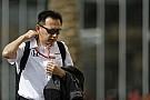 Yusuke Hasegawa lascia Honda F1 a fine anno