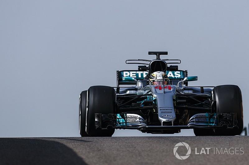 Hamilton: Mercedes W08 bereitete große Schwierigkeiten