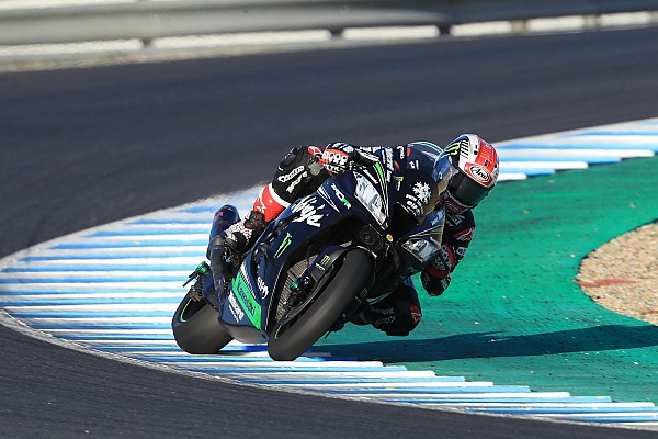 MotoGP Relato de testes Campeão de Superbike supera pilotos da MotoGP em teste