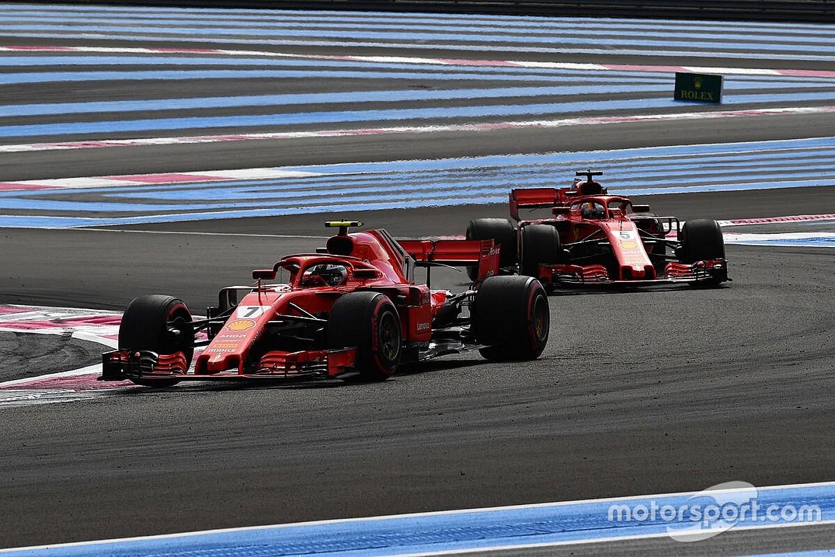 Ha engedik, akkor Räikkönen erre képes a Ferrarival?