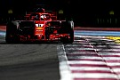 Formule 1 Vettel a