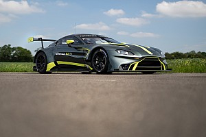 GT Breaking news New Vantage GT3 to make race debut at Le Mans