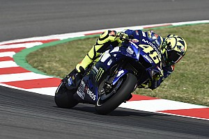MotoGP Breaking news Rossi: Yamaha stuck with