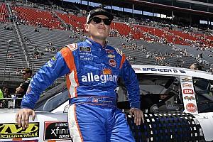 NASCAR XFINITY Breaking news NASCAR suspends Talladega winner Gallagher for substance abuse