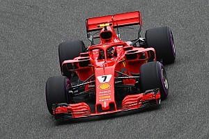 Fórmula 1 Noticias Raikkonen no tiene explicación a la pérdida de la pole