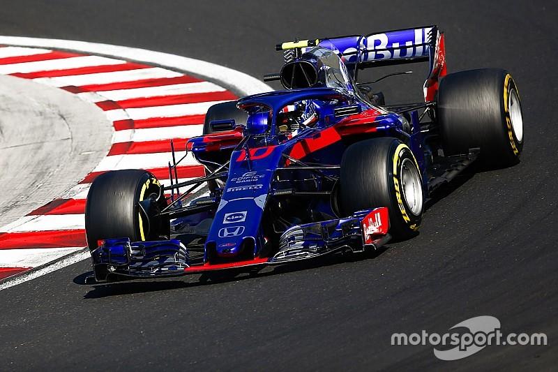 Toro Rosso revela dificuldades com atualizações