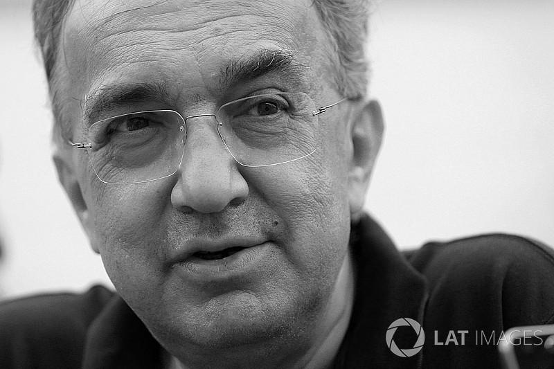 Former Ferrari boss Sergio Marchionne dies at 66