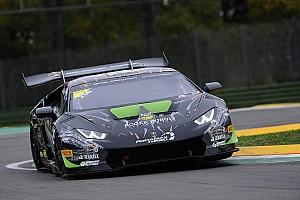 Lamborghini Super Trofeo Intervista Miracoloso Di Folco: