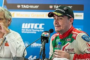 WTCC Jelentés a versenyről Michelisz: Az eredmény jó, a körülmények bosszantóak