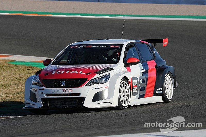 First Peugeot driver named for inaugural WTCR season